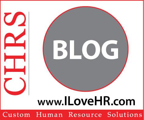 CHRS- Custom Human Resource Solutions Blog