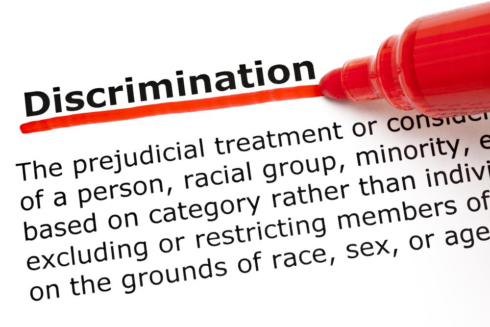 CHRS Discrimination